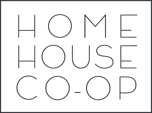 HOME HOUSE CO-OP LOGO